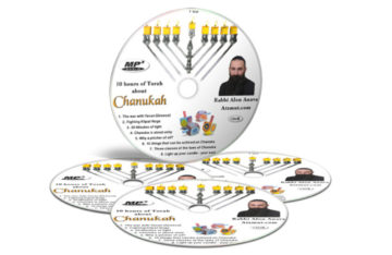Chanukah CDs across the world