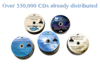 CDs Distribution