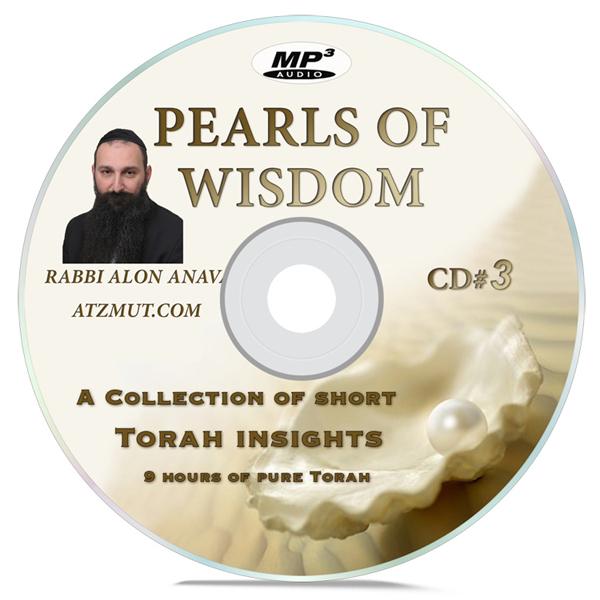 Pearls of Wisdom #3
